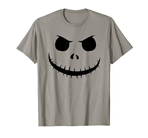 Halloween Pumpkin Jack King Face Unisex T-Shirt (The Jack King Halloween Pumpkin)