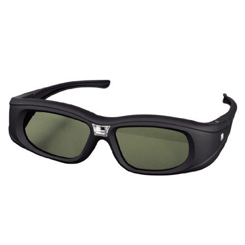 Hama 3D-Shutterbrille für DLP-Link-Projektor schwarz