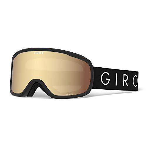 Giro Moxie Maske von Schnee, Unisex Erwachsene Einheitsgröße Schwarz