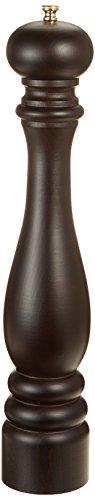 Peugeot 870440/1 Paris Pfeffermühle Holz, 7,8 x 7,8 x 40 cm, schokolade -
