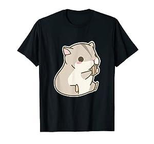 Hámster Kawaii Camiseta