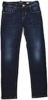 Antony Morato Bambino MKDT00054 FA750279 Blu Jeans Inverno