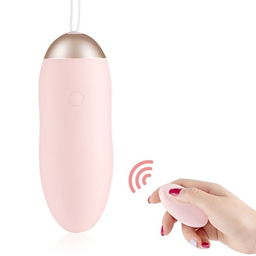Utimi Silikon Bullet Vibratoren 7-Modus C Punkt Vibrator mit Fernbedienung Vibro Ei