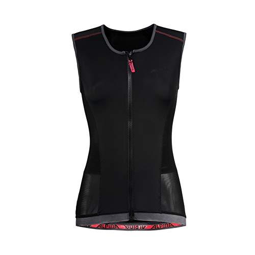 ALPINA Damen JSP 3.0 Women Vest Protektor, Black-Violet, S -