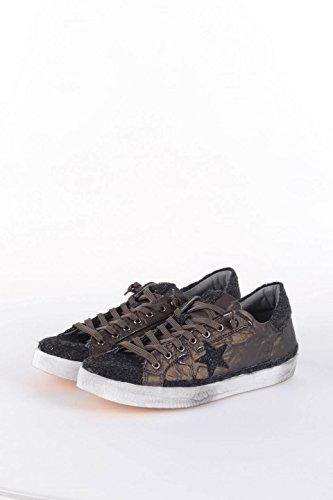 Sneakers Uomo 2*star 45 Verde 2s812 Autunno Inverno 2015/16