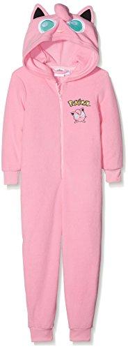 teiliger Schlafanzug Jigglypuff Dress Up, Rose, 5-6 Jahre (Fleece Pjs Für Kinder)