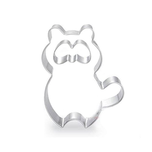 dreamflying-coon-cookie-cutter-stainless-steel