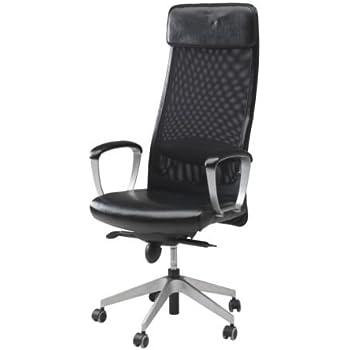 Ikea Torbjorn Swivel Chair Black Amazon Co Uk Kitchen