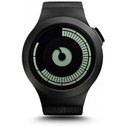 ZIIIRO Watch - Saturn - Black
