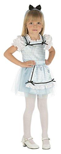 My Other Me–Kostüm Fräulein Alice für Mädchen (viving Costumes) 3-4 años