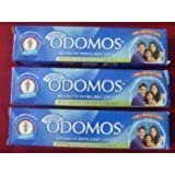 Dabur 3 Advanced Odomos Mosquito Repellent Cream 50Gx3=150G