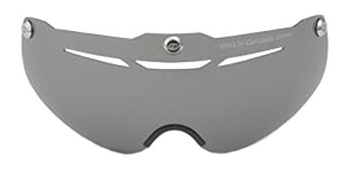 Giro - Air Attack Eye Shield Visier Fahrrad Helm, silber Flash, Universal by Giro -