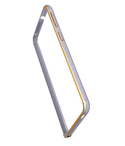 Metal Bumper For HTC Desire 620 Silver