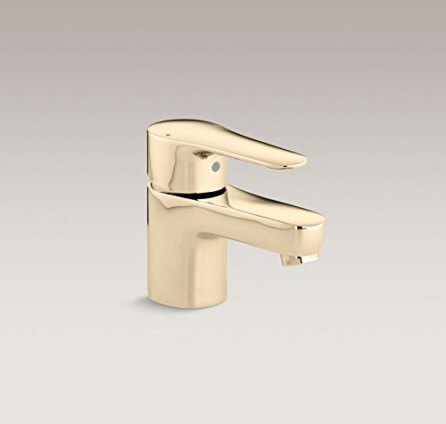 KOHLER JULY BASIN MIXER-French Gold