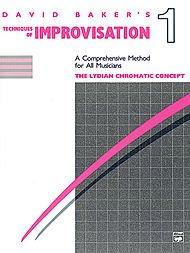 Techniques of Improvisation - Volume 1 (The Lydian Chromatic Concept)
