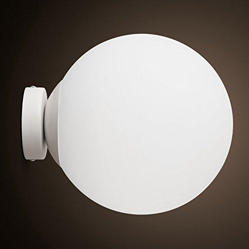 / Deckenleuchten Glas Lampe Führte Energiesparende Lampe Schlafzimmer Mit Lampe Badezimmerspiegel Lampe Großhandel,Weißes Licht / Durchmesser 25 Cm (Led Gläser Großhandel)