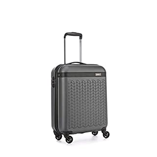 Antler Lyra Exclusive Cabin Suitcase 55x40x20cm Charcoal, Size: 55 x 40 x 20