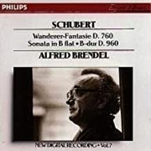 Schubert: Wanderer Fantasy / Piano Sonata no. 21 in B flat, D.960 ~ Brendel