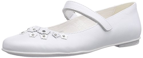 Primigi Shaula, Ballerines fermées fille Blanc - Weiß (BIANCO)