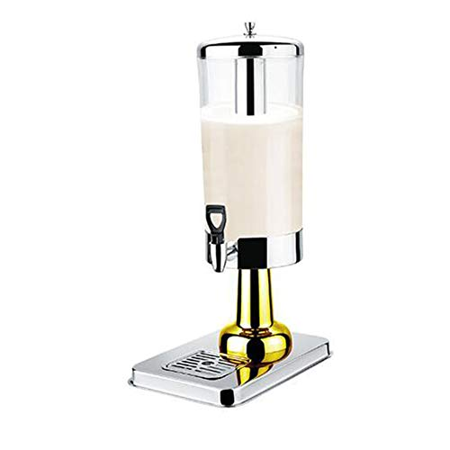 Distributore di bevande fredde 3l - distributore di bevande può essere riscaldato e refrigerato, macchina commerciale succo di macchina a buffet, adatto per la festa del ristorante hotel a buffet