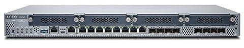 Juniper SRX345 10,100,1000Mbit/s entrée et régulateur - entrées et régulateurs (IPv4, IPv6, BGP,CLNS,MPLS,OSPF,RIP-1,RIP-2, IPSEC,SSL/TLS, 10,100,1000 Mbit/s, IEEE 802.1p, 440,9 x 370,1 x 43,6 mm)