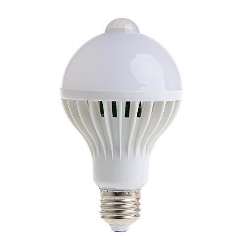 9W 85-265V E27LED PIR Motion Sensor Automatische Energiesparend Licht Lampe Birne Infrarot von hittech -