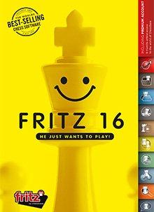 Price comparison product image Fritz 16 chess program (UK)