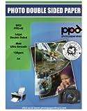 PPD Inkjet Broschüren- und Flyerpapier, beidseitig Matt, 130g/m², 100 Blatt.