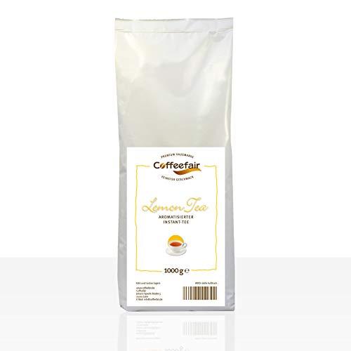 Instant-Zitronentee für Automaten | Coffeefair Lemon-Tea 10 x 1kg Tee-Pulver