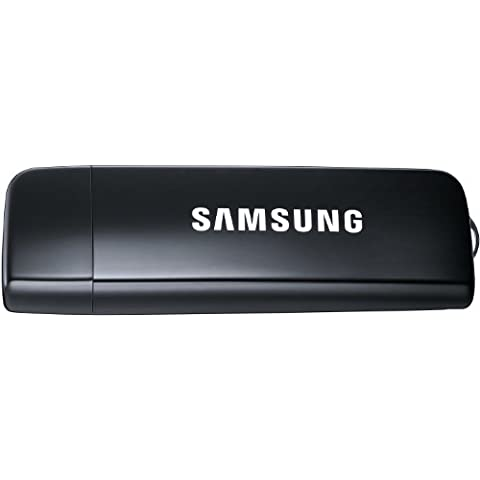 Samsung WIS12ABGNX - Conversor de vídeo (Interfaz de host (USB)), negro