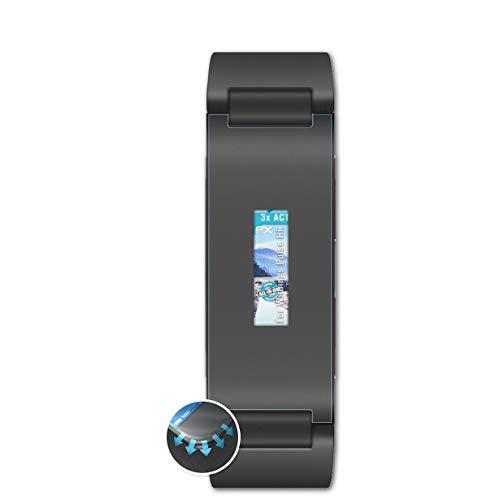atFoliX Protecteur d'écran Compatible avec Withings Pulse HR Film Protecteur, Ultra Clair et Flexible FX Film Protection d'écran (3X)