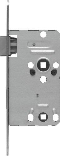 ABUS Tür-Einsteckschloss TKB10, für DIN-rechts Türen, silber, 20839
