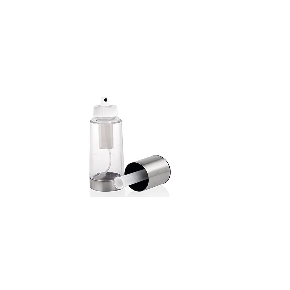 Home Professional Lflasche Mit Stopfen Spritzdse 95 Ml Edelstahl Transparentstahl 23 X 23 X 18 Cm