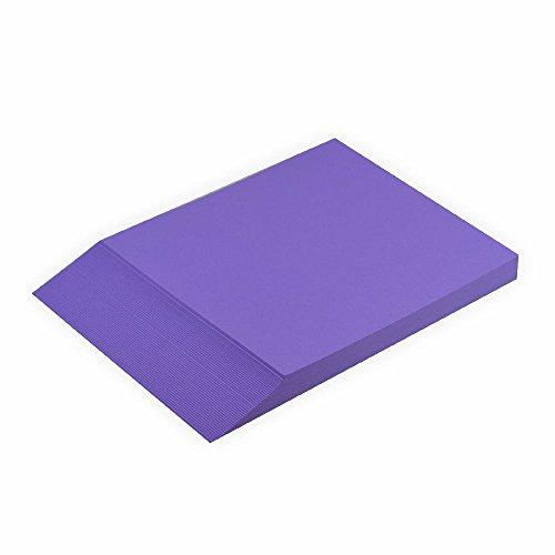 Creleo Fotokarton 300 g, A4 50 Blatt, lila