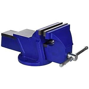JBM 52870 Tornillo de banco, 150 mm
