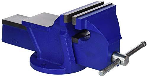 WilTec /Étau de Machine Pivotant 150 mm /Étau d/'/établi Machine de pr/écision Meulage Fraisage Outil Atelier