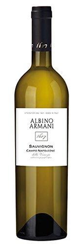 6x 0,75L Albino Armani Sauvignon Campo Napoleone IGT, Venetien 2017 12,5% trocken
