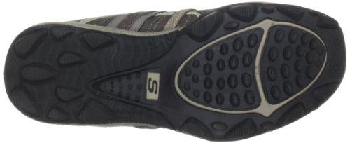 Skechers Urban Tread-Refresh, Chaussures basses homme Marron foncé