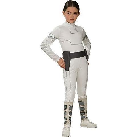 CLONE WARS Padme Amidala (Standard) - Kids Costume 3 - 4 (Amidala Bambino Costume)