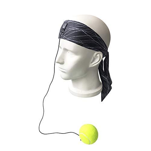 HLHBSXGZ Accessoires de Boxe Combinaisons d'entraînement de balle Accessoires de réflexe de Vitesse et d'entraînement de balles à réponse Rapide