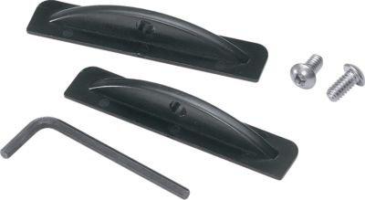 Bert \'s Custom Tackle Sperren Endkappen mit Stiftschlüssel 2-per Pack für Alle Bert \'s Track