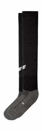 erima Stutzenstrumpf Premium Pro Sanitized, schwarz, 41-43, 318103