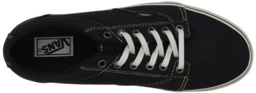 Vans Kress, Baskets mode homme Noir (Black/Turtledove)