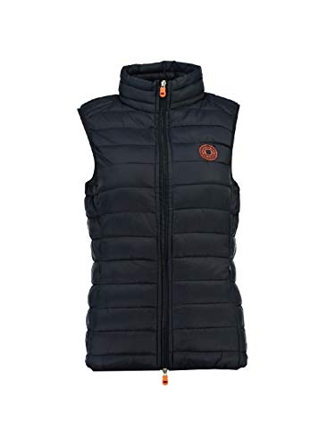 Geographical Norway - Doudoune Femme Vaynight Marine-Taille - 4