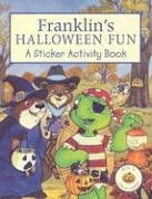 Franklin's Halloween Fun: A Sticker Activity Book