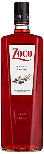 DZ Licores Pacharán Navarro Zoco, Likör aus wilden Schlehen Früchte (1 x 1 l)