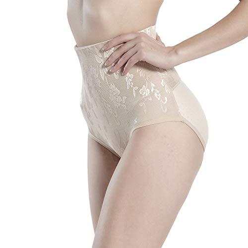 Mitlfuny Damen Push-up Bodyshaper Padded Shapewear Höschen Hip Enhancer,Plus Size Lingerie Sexy Panties Damen Interieur Push Up Gepolsterte Gefälschte Arsch ()