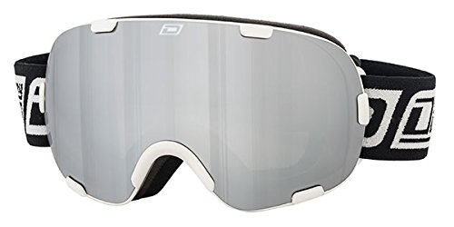Dirty Dog Goggles Weiß Afterburner Visor Goggles Lens Mirrored