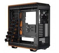 Be Quiet  BG010 Dark Base 900 Aluminium ATX Gaming Chassis - Black/Orange