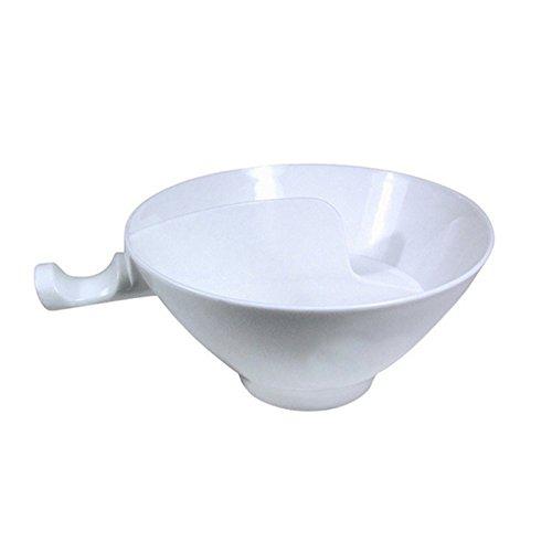 TOOGOO Poignee creative separee bol avec poignee Poignee isolee maison avec collation Bol collation Cereales bol